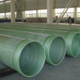 Pultruded High Strength FRP Pipe GRP Pipe Fiberglass Pipe Price