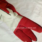 Wholesale Ab/Bc Level Cow Split Leather Welding Work Gloves