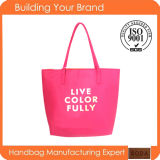 Design Popular Women Korean Style PU Tote Bag