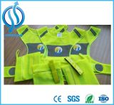Whosale Hi-Vis Traffic Running Jogging Reflective Vest with Ce Standard