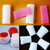 Eco-Friendly Customed Disposable Good Quality EPE Foam Sleeve Mesh Net