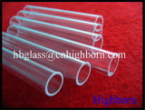High Purity Clear Quartz Glass Tube Supplier