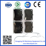 High Quality Car Accessory Disc Brake Pads Auto Parts D402 for KIA
