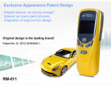 Personal Health-Care Handheld Massager Electronic Body Massager