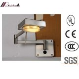 Energy Saving Rotatable Swival Arm Reading Wall Lamp