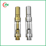 Gold Cbd Hemp Oil Vape Pen Ceramic Atomizer