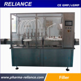 250ml Liquid Shampoo Conditioner Filling Capping Machine