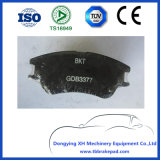 Brake System Supplier Apply for Gdb3377 Brake Pads