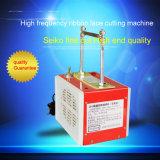 High Frequency Ribbon Lace Cutting Machine label Tape Cutting Machine Electric Scissor