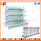 Manufactured Customized Glass Supermarket Cosmetic Shelving Unit (Zhs238)