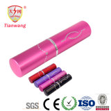 Pink Lipstick Stun Guns Flashlight for Self Defense (TW-328)