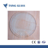 Laminated Glass Insulated Glass Reflective Glass Float Glass with Logo Silk Screen Printing