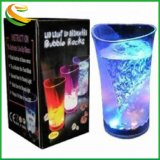 Water Activated Flashing LED Cup Plastic Glow LED Cup Color Change LED Drinking Cups