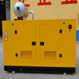 Hot Sale Silent Type Natural Gas Generator 50kw