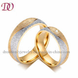 Custom-Made Gold Wedding Ring Couple Ring Love Ring Wedding Bride Ring