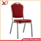 Cheap Aluminum Metal Hotel Restaurant Wedding Dining Banquet Chair