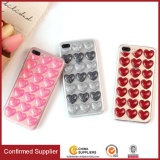 Bling Cute Cell Phone Cases with 3D Love-Hearts Pattern