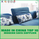 Modern Home Living Room Furniture Fabric Corner Sofa