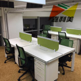 2018 Modern Simple Office Computer Desk Made by Foshan Factory