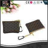 High Quality Handmade PU Leather Cosmetic Bag (5789)