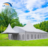 500 Guests Luxury Tent Wedding Marquee with High Peak for Outdoor Party Event