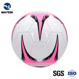 Kinds of Size PU PVC Machine Stitched Colorful Synthetic Leather Official Manufacturer Training Use Customized Rubber Soccer Ball