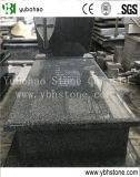 China Supply Large Cheap Natural Granite and Marble Simple Tombstone