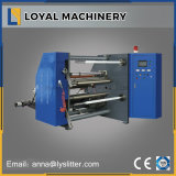 Automatic Self Adhesive Sticker High Speed Rewinding and Slitting Machine