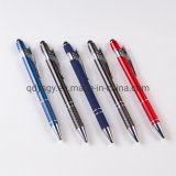 Office Supply Stationery Metal Stylus Ball Pen