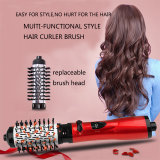 Ufree Hot Air Curling Styling Brush for Volume and Soft Curls