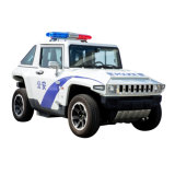 New Energy Electric Security Patrol Land Cruiser Car of 2 Seats