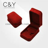 Wholesale Fashion Wedding Red Earring Jewelry Case Box