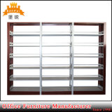 Luo Yang Factory Best Price Customized Library Furniture Metal Book Shelf