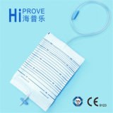 T Value Type Disposable Urinary Urine Bag/Drainage Bag