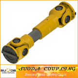 Short Telescopic and Welded Type Universal Coupling