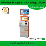 17 Inch Touch Screen Self Payment Terminal Service Kiosk