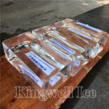 Professional Factory Transparent Clear Edible Block Ice for Bars /Sculpture