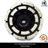 100mm Diamond Grinding Wheel for Marble/ Concrete/ Granite Polishing