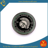 Spqr Logo Pin Badge with Printed in Competitive Price From China