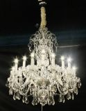 Chrome Finished Crystal Pendant Crystal Chandelier/Chandelier Pendant