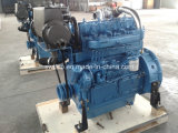 30kw, 1800rpm 4100 Marine Diesel Engine for Gearbox Use