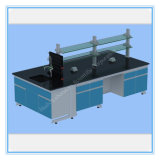 ISO CE Chemistry Steel Laboratory Side Bench