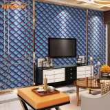 Cheap Factory Price 3D Vinyl Wallpaper for KTV Home Decor