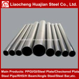 Manufacturer Weld Steel Pipe with Black Color