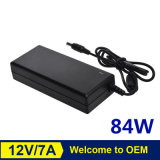 Laptop Adapter 12V 7A for HP Power Supply 84W Power Bank