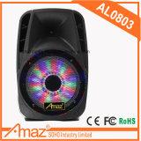 Al0803 8inch Trolley Speaker with Wireless Mic Dancing/Party/ Speech