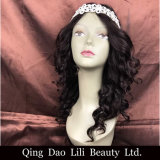 Brazilian Full Lace Wig with Baby Hair Deep Wave Human Hair Wigs for Black Women Non Remy Hair Pre Plucked