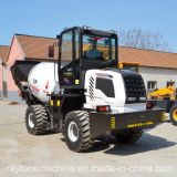 Mobile Small Self Loading Truck with Concrete Mixer