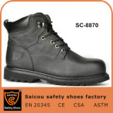 Guangzhou Mining Goodyear Welted Work Safety Shoes Boots in China Sc-8870