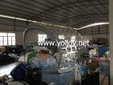 Inflatable Half Clear Tent for Exhibition